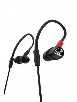 Auscultador In-Ear DJ PIONEER DJE-2000-K