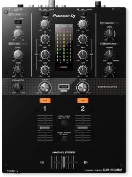 Mesa de mistura PIONEER DJ DJM-250MK2