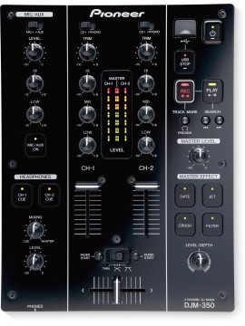 Mesa de mistura PIONEER DJM-350