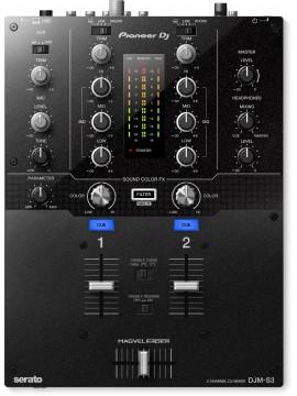 Mesa de mistura PIONEER DJ DJM-S3