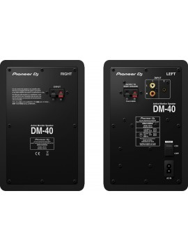 "Compact Active Monitor PIONEER 4"" DM-40"