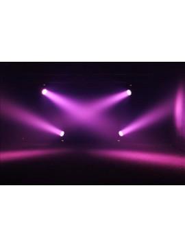 EVOLITE Beam LED 12X10W RGBW (QUAD CREE) 15Ch. DMX