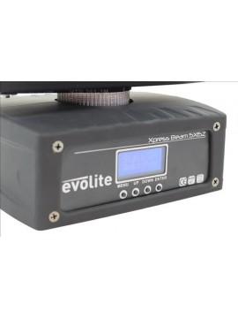 EVOLITE Wash/ Beam LED 5X 15W (CREE) 14Ch. DMX