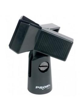 Pinça Mola PROEL para microfones entre 20 e 32mm