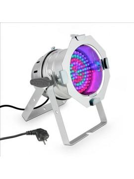 Projector LED PAR56 RGB 108x10mm Polished