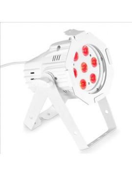 Projector LED PAR Mini RGB 7x3w White