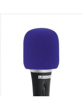 Anti-Sopro para microfone D913 Azul
