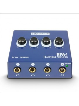 HeadPhone Amplifier 4 Canais LD HPA4
