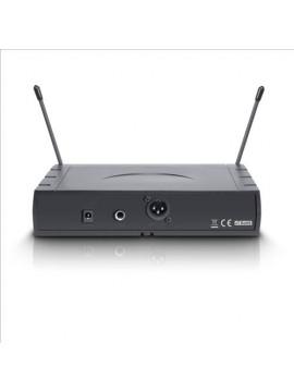 Micro S/Fio Lapela LD UHF WSECO16BPL