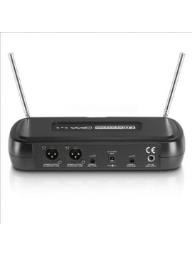 Micro S/Fio Duplo LD UHF WSEC02X2HHD