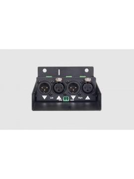NEWHANK Limitador Audio Stereo em Xlr