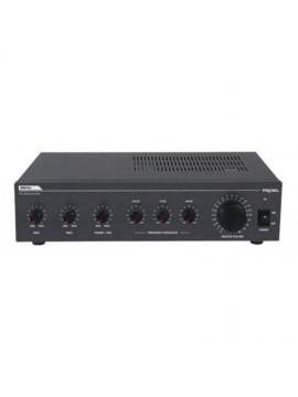 Amplificador PROEL  c/ 3 entradas 30W @100V