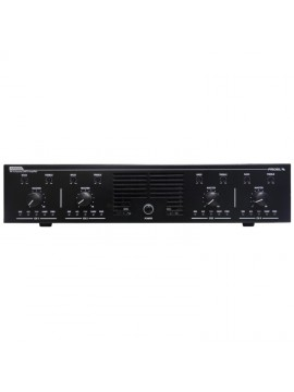Amplificador PROEL 4 canais 125W @100V