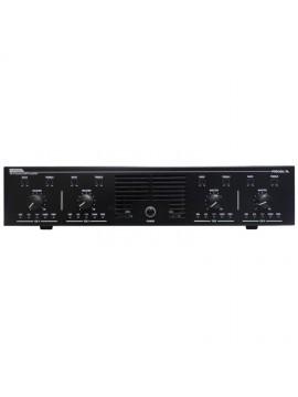 Amplificador PROEL 4 canais 250W @100V