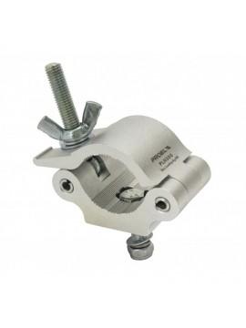 Garra alumínio PROEL para tubo 48-51mm (500Kg)