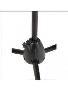 Tripe Microfone PROEL c/ Girafa 950-1600mm -Preto