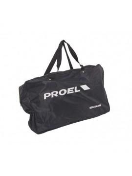 Estante Letras PROEL c/ estojo  630-1000mm -Preto